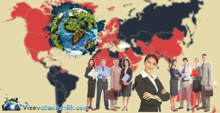 En Kolay Çalışma Vizesi Veren 10 Ülke