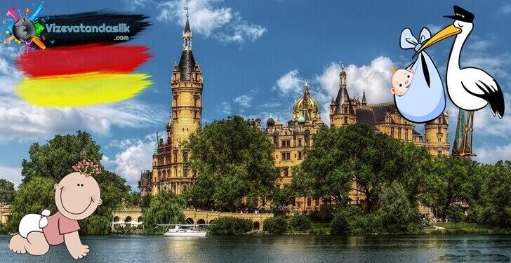Almanya'da Doğum Yapmak İstiyorum. Doğumla Vatandaşlık Alınır Mı?