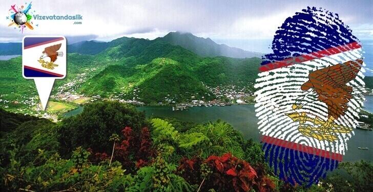 Amerikan Samoası Vizesi Nasıl Alınır?