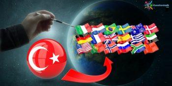 Türkiye'den İltica Kabul Eden Ülkeler