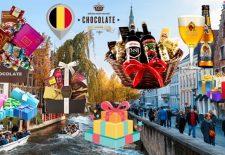 Brugge'dan Hediyelik Ne Alınabilir?