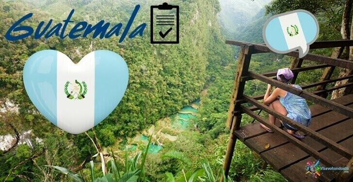 Guatemala Vizesi Nasıl Alınır?