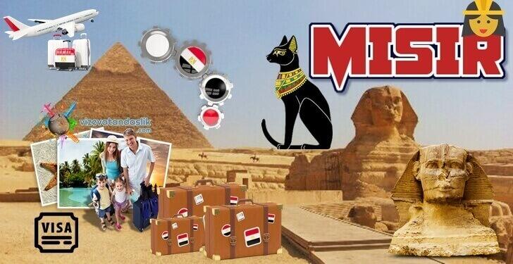 Mısır Vizesi Nasıl Alınır?