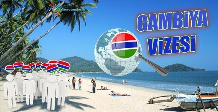 Gambiya Vizesi Nasıl Alınır?