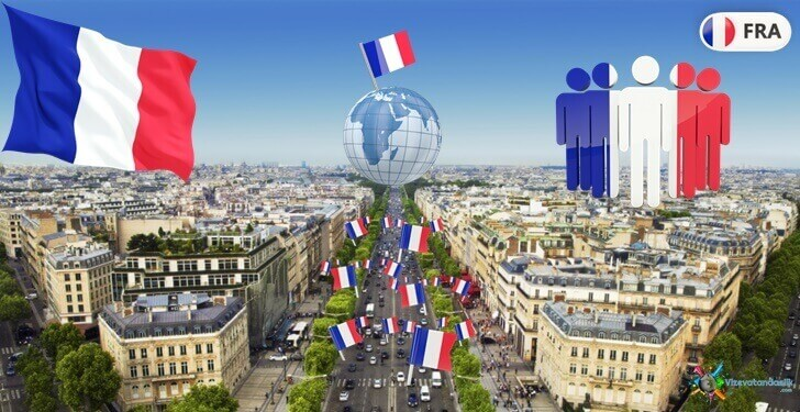 Fransa Vatandaşı Olmak İstiyorum. Nasıl Fransa Vatandaşlığı Alınır?