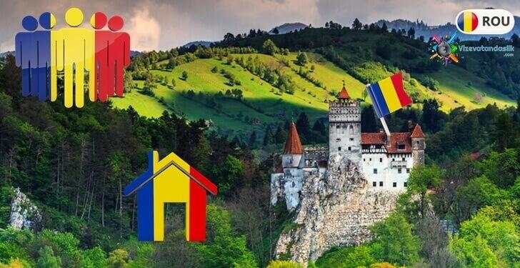 Romanya Vatandaşı Olmak İstiyorum. Nasıl Romanya Vatandaşlığı Alabilirim?