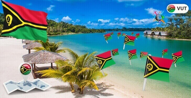 Vanuatu Vizesi Nasıl Alınır?
