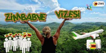 Zimbabve Vizesi Nasıl Alınır?