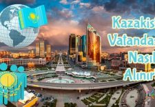 Kazakistan Vatandaşlığı Nasıl Alınır?