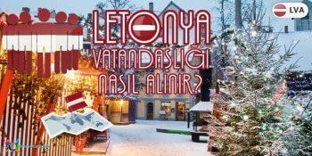 Letonya vatandaşlığı nasıl alınır - gerekli şartlar ve belgeler - Letonyada ev almak