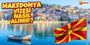Makedonya Vizesi Nasıl Alınır?
