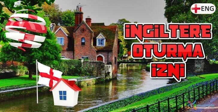 İngiltere Oturma İzni – İngiltere'ye Yerleşmek