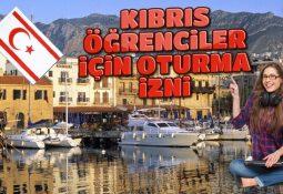 Kıbrıs Öğrenciler İçin Oturma İzni (Muhaceret)