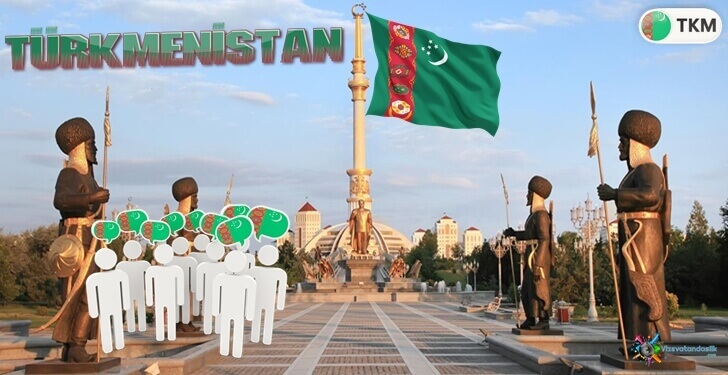 Türkmenistan Vatandaşlık Başvurusu - Türkmenistan Vatandaşı ile Evlilik