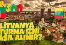 Litvanya Oturma İzni Nasıl Alınır?