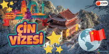 Çin Vizesi Nasıl Alınır?