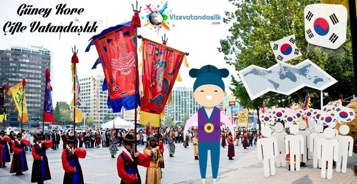 Güney Kore Çifte Vatandaşlık Almak