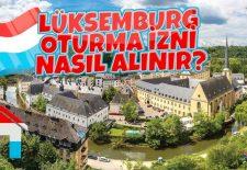 Lüksemburg Oturma İzni