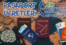 Pasaport Ücretleri