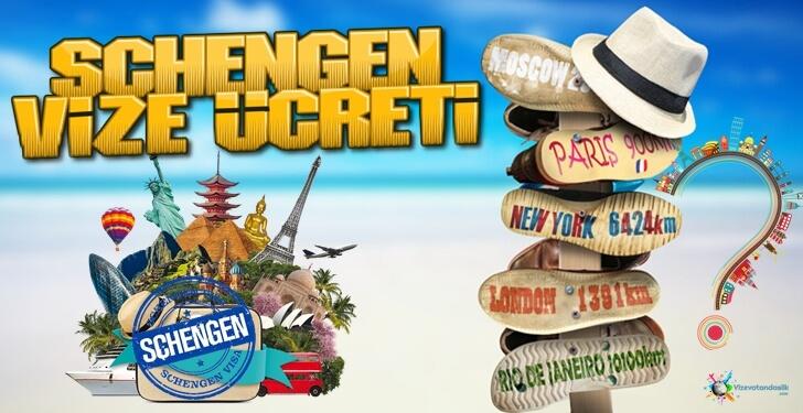 Schengen Vize Ücreti