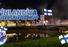 Finlandiya Vize İstiyor mu? Finlandiya Vizesi Nasıl Alınır?