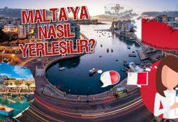 Malta'da Yaşamak İstiyorum. Malta'ya Nasıl Yerleşilir?