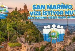San Marino Vize İstiyor Mu? Nasıl Alınır?