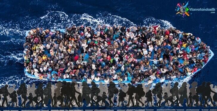 Yurtdışı Göçmenlik Alan Ülkeler